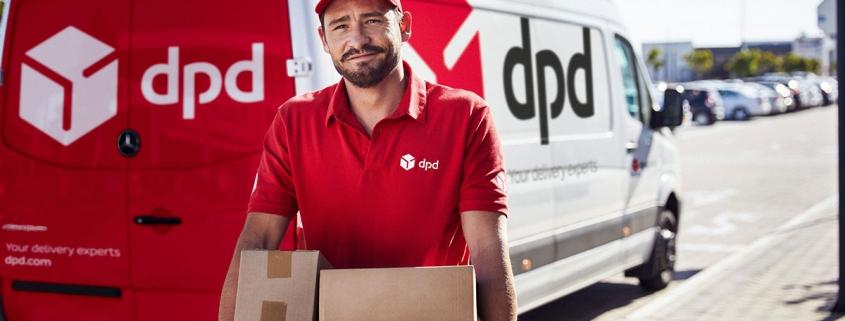 Lieferung per DPD oder UPS oder DHL - so wie Du es willst!