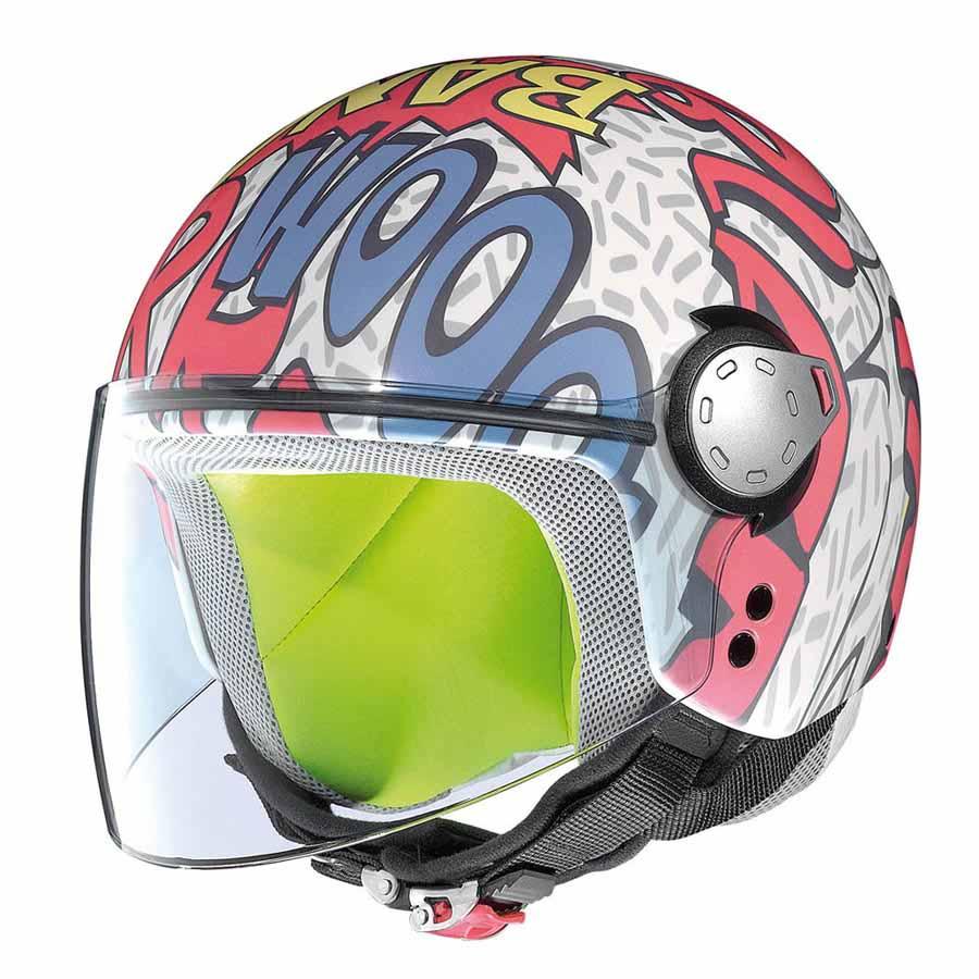 Kinder Jet Helm