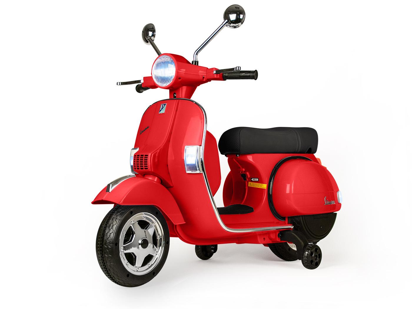 Vespa Kinderroller Vespa PX rot