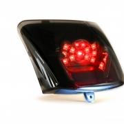 Rücklicht -HD CORSE LED- Vespa GTS, GTV - schwarz