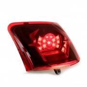 Rücklicht -HD CORSE LED- Vespa GTS, GTV - rot