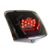 Rücklicht -HD CORSE LED- Vespa GTS, GTV - weiss