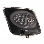 Rücklicht -MOTO NOSTRA, LED, SLIMSTYLE- Vespa GTS, GTV (2014-, Facelift) - Moto Nostra schwarz Artikel-Nr.: MN502EB