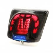 Rücklicht -MOTO NOSTRA, LED- Vespa GT, GTS, GTV (2014-, Facelift) - Moto Nostra SCHWARZ Artikel-Nr.: MN505EW