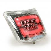 Rücklicht -MOTO NOSTRA, LED- Vespa GTS, GTV (-2014) -