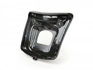Rücklichtrahmen zur Umrüstung -MOTO NOSTRA für Montage alter Rücklichttyp bis Bj.2014 auf Fahrzeugen ab Bj.2014- Vespa GTS, GTS Super (2014-, Facelift) - Moto Nostra Artikel-Nr.: MN715CA