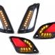 LED Lauflicht Blinker Vespa GTS