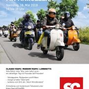 Anrollern-Motorroller-Teilemarkt 2019 Scooter Center