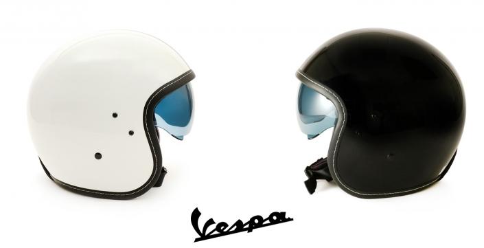 Vespa Fiber Jethelm SALE