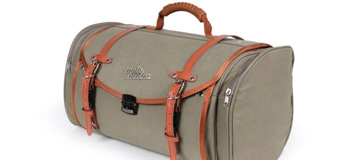Praktische Tasche für Vespa und Co.