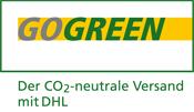 Wir versenden mit DHL CO2 neutral!