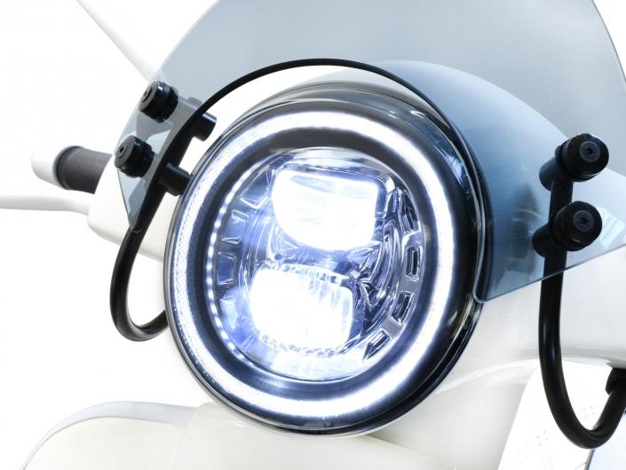 VESPA GTS LEDE SCHEINWERFER MOTONOSTRA