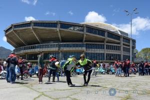 Encuentro Nacional Motonetas Bogotá Colombia