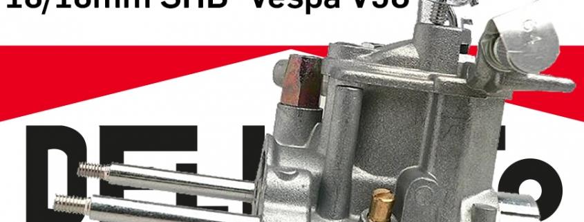 Vespa DellORto SHB 16/16
