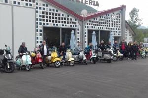 Amigos de la Vespa y Lambretta 4
