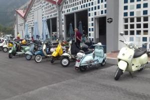 Amigos de la Vespa y Lambretta 5
