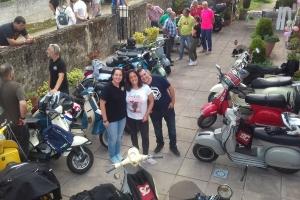 Amigos de la Vespa y Lambretta 6
