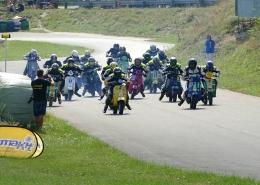 Vespa Racing Austria Parmakit