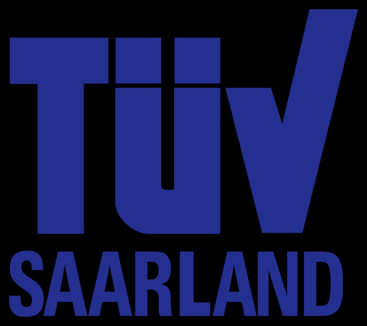 TÜV Saarland Logo