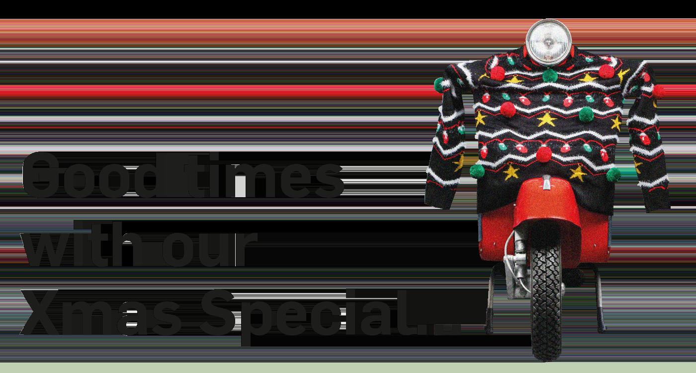 Scooter Center Xmas Special