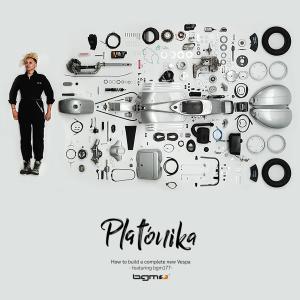 Platónika - How to build a complete new Vespa
