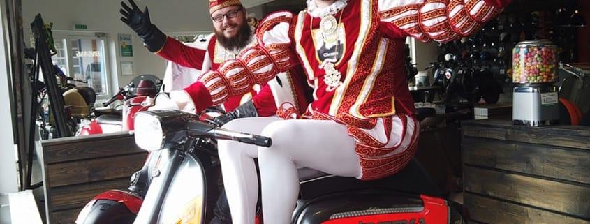 Alaaf! Jetzt startet der Karneval in Köln Wir haben geöffnet!