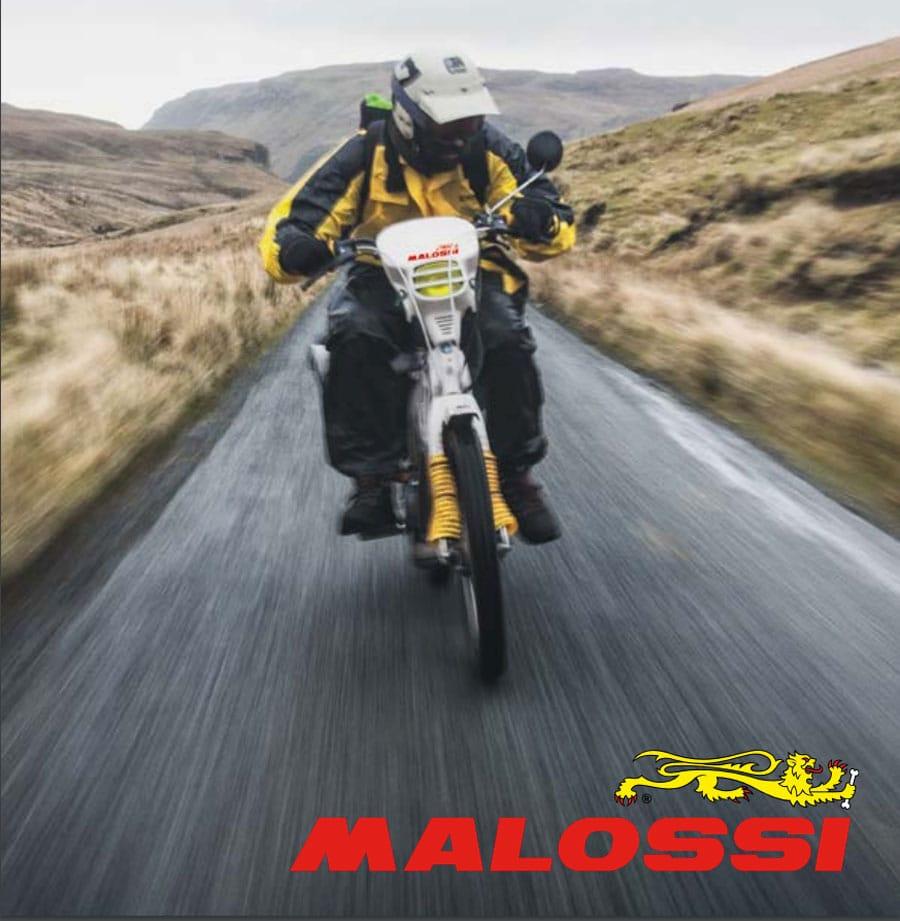 Malossi Piaggio Mofa Teile