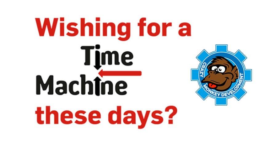 Time Machine zu gewinnen
