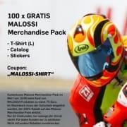 Malossi Promo Shirt GRATIS