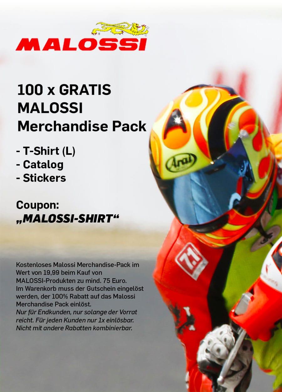 Malossi Promo-Aktion