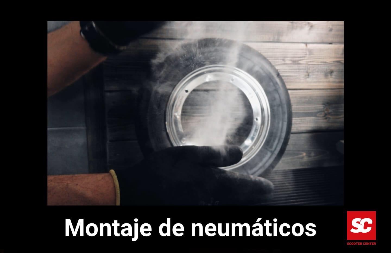 Montaje del Neumático Bgm Classic
