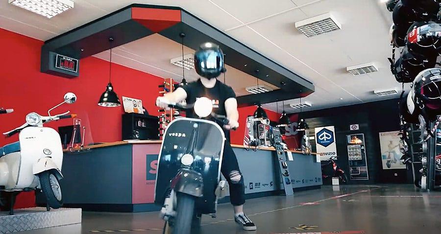 Scooter Center 1.Mai 2020