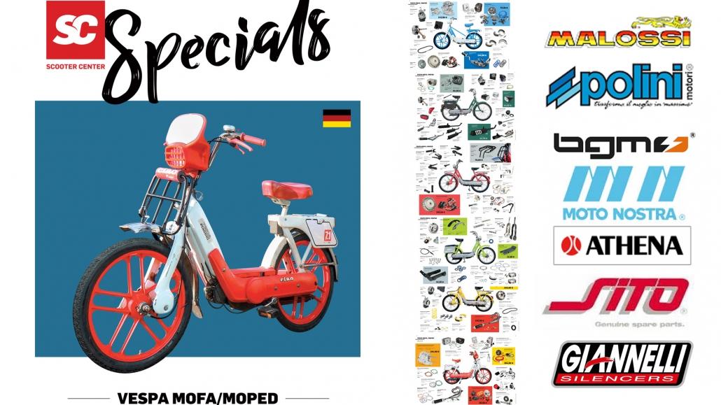 Mofa Tuning Katalog
