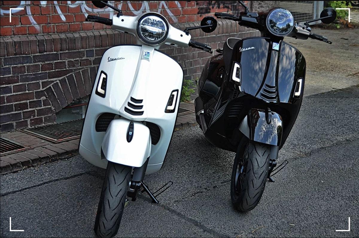 Vespa GTS 300 HPE Custom