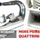 Quattrini M200 Auspuff Ludwig & Scherer OTTO