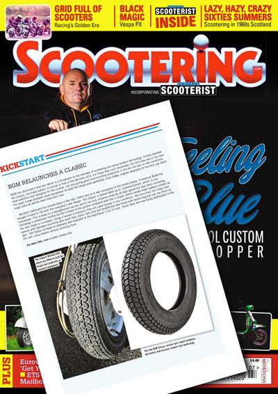 Scootering: bgm CLASSIC Reifen
