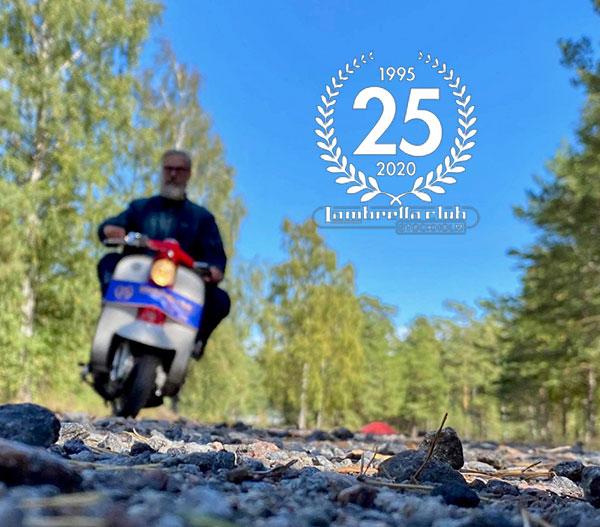 25Y Lambretta Club Stockholm