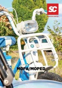 Katalog mopedů Ciao Moped Vespa