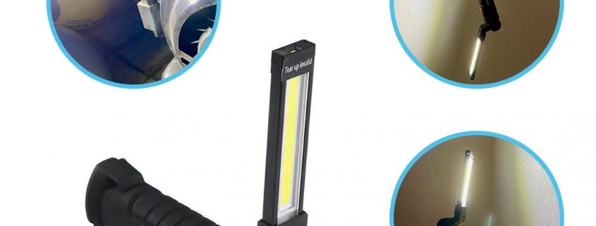 Moto Nostra LED COB Lampe