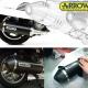 Arrow Auspuff Vespa GTS Test & Einbau