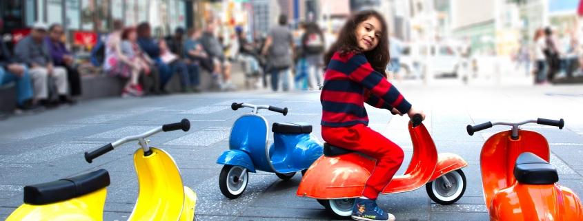 Primo Kids Tretroller Scooter