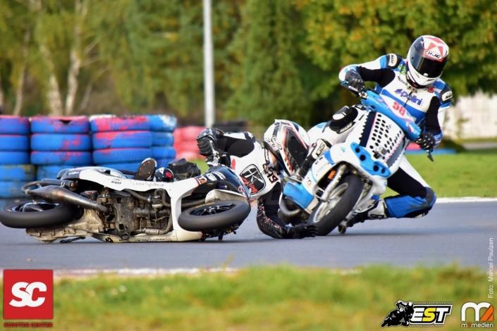 EST Scooter Racing Finale
