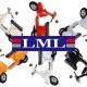 LML Karosserie Blechteile Rahmen für Vespa PX