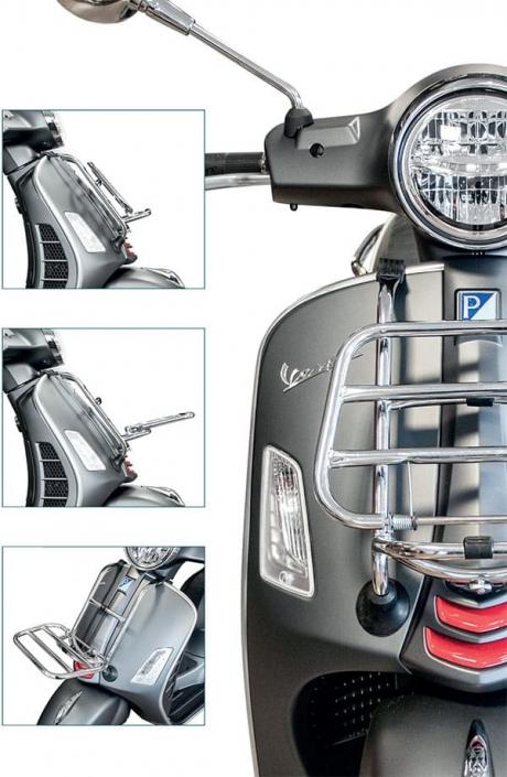 Nosič zavazadel Moto Nostra Vespa GTS hpe