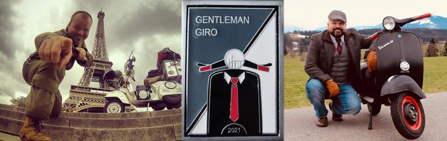 Vespa Gentleman Giro Markus Mayer