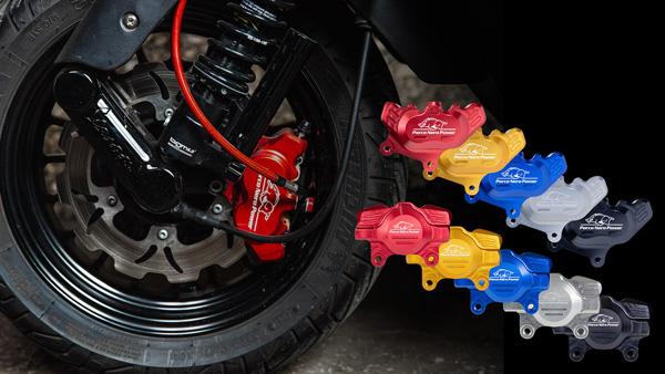 Vespa GTS Porco Nero Power Bremsen Spiegler