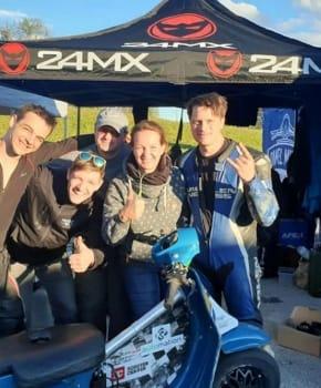 03g_Team-2019_Springrace_Achim-Felix-Dietmar-Katharina-Albert