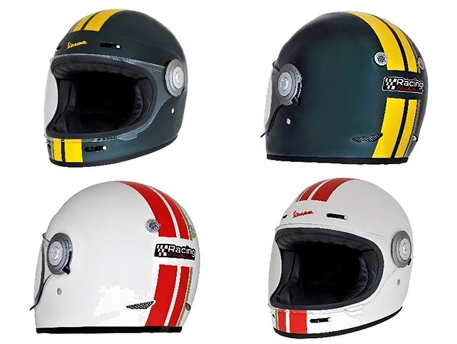 Vespa Integralhelm 60s Racing