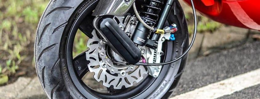 Frando Bremse Vespa GTS 300