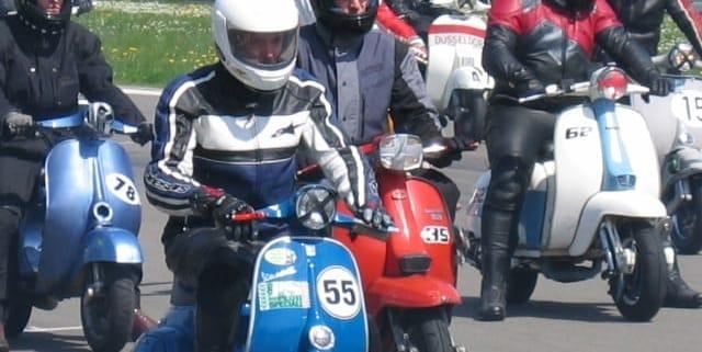 Rollerrennen am Nürburgring Kölner Kurs 2005